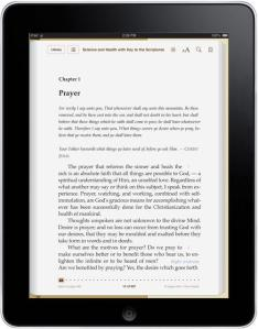 livro Ciência e Saúde em versão e-book